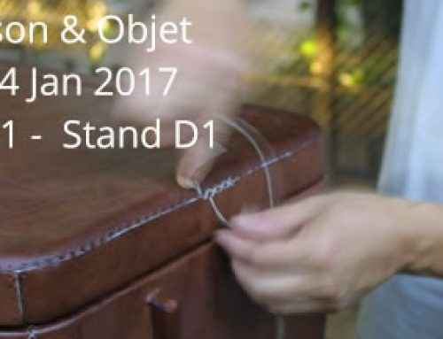 Maison&Objet Paris 20 -24 January 2017 – We hope to see you there