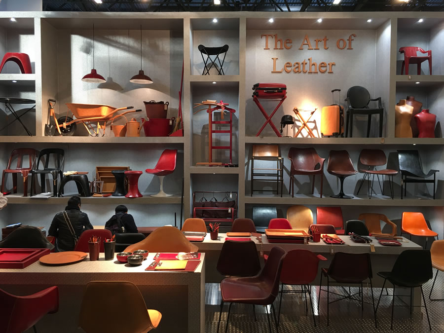 Sol luns 39 s stand at maison objet january 2017 paris - Maison object paris ...