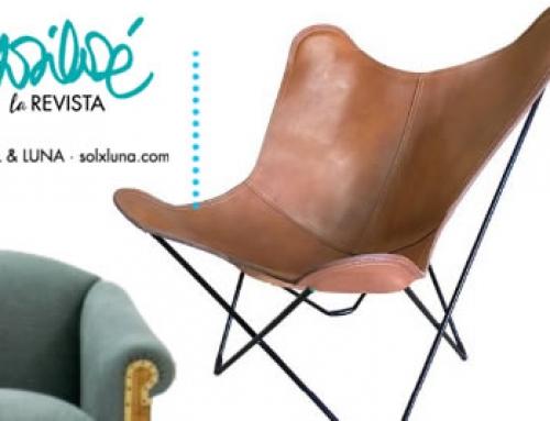 Armchair BKF Abama – Yosilose Magazine