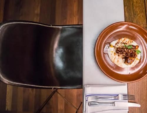 Restaurant Puerto Chico in Barcelona – Armchair Beto