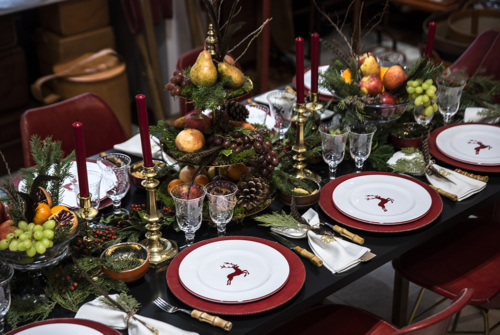 mesa decorada paz quijano