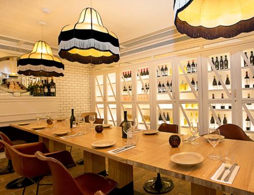 Restaurante El Cinco en Barcelona