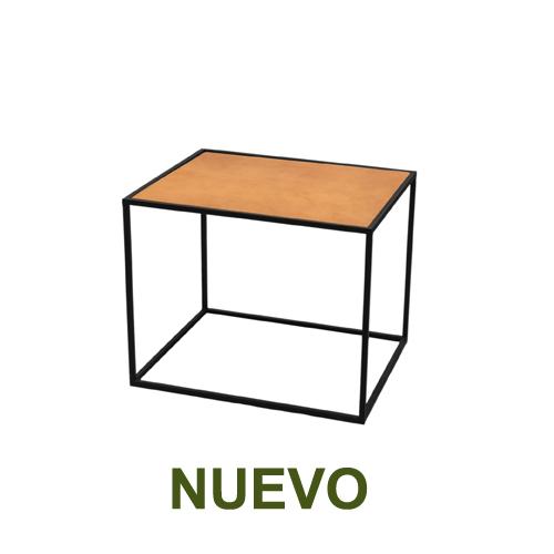 1 PN405C Rectangular table natural