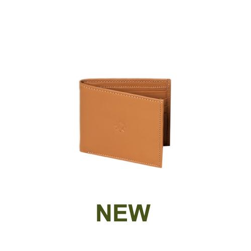 1 PN943C Wallet for men in natural leather-en