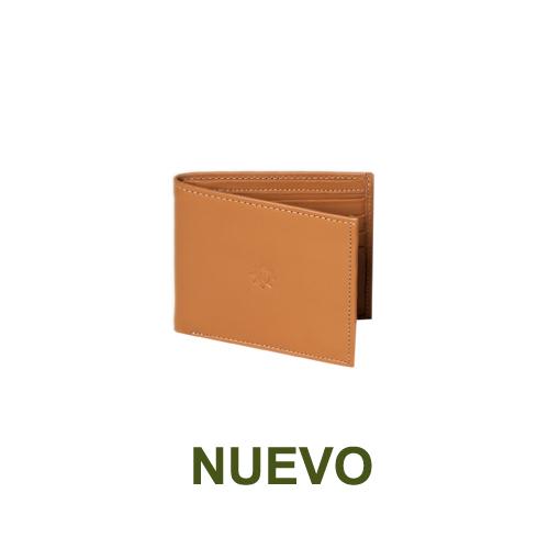 1 PN943C Wallet for men in natural leather-es
