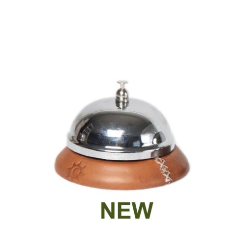 1 PN969C Hotel Bell in natural leather-en