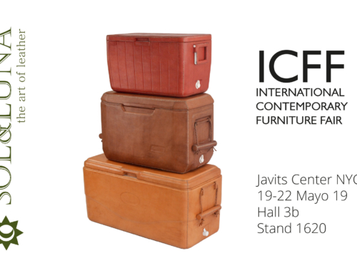 Sol & Luna will attend ICFF fair at  JAVITS CENTER NYC