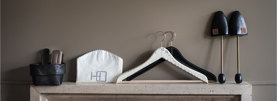 Black White leather HO by SolLuna