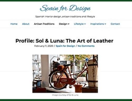 Spain for Design Febrero 2020