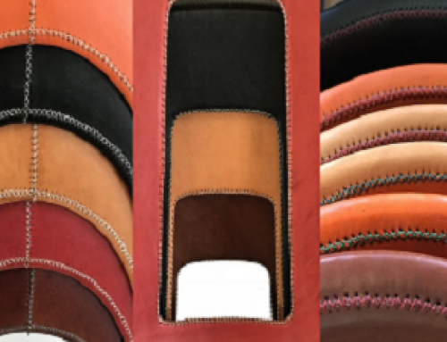 Leather furniture, New Collection SOL & LUNA IN COLORS