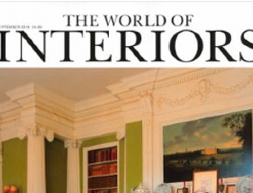 The World of Interiors – Sept 2018